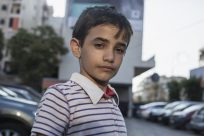 Syrian boy takes incredible path from refugee to red carpet