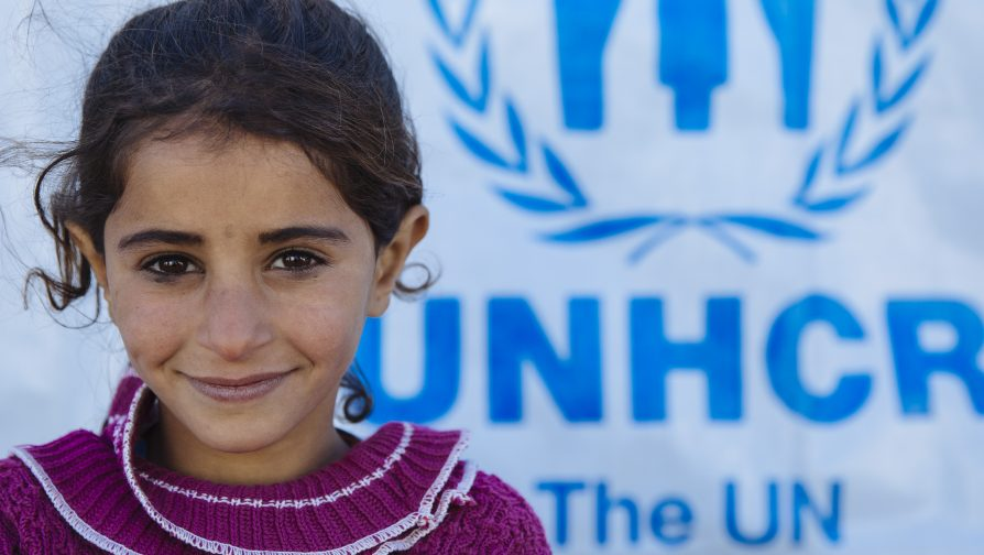 Norway's support to UNHCR provides protection and education to Syrian refugees