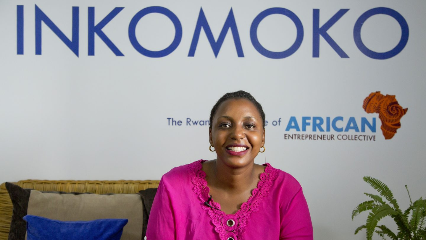 UNHCR's partner Inkomoko in Rwanda is working with refugee entrepreneurs, teaching them business skills such as marketing, customer care, bookkeeping etc, helping them grow their businesses and become self-reliant.