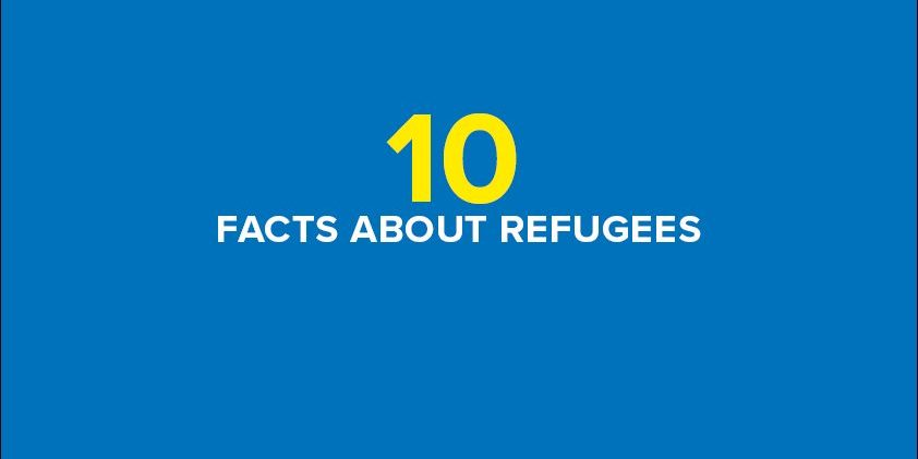 10 Facts About Refugees