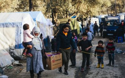 Act now to alleviate suffering at reception centres on Greek islands – UNHCR's Grandi