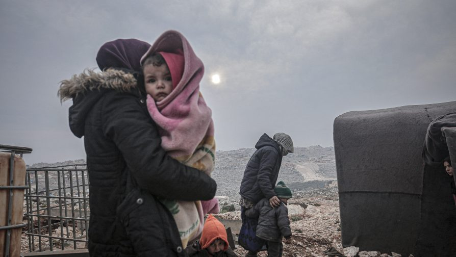 After 9 years of tragedy, resilience and solidarity, the world must not forget displaced Syrians