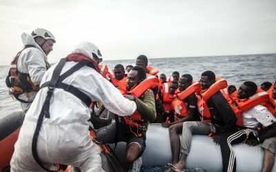 UNHCR calls for greater search and rescue coordination