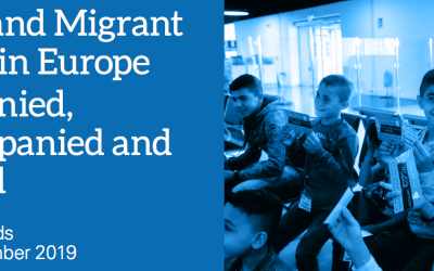 Refugee and Migrant Children in Europe