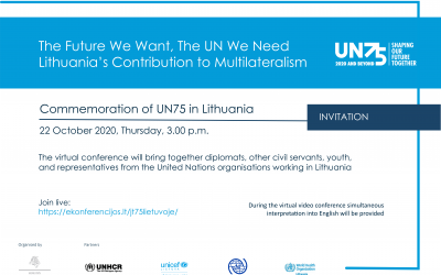 The Future We Want, the UN We Need