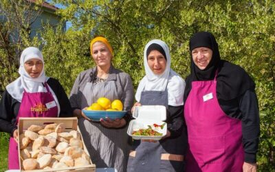 Swedish organization Yalla Trappan helps refugee women enter labour market