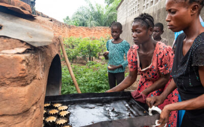 Survivors of sexual and gender-based violence in DRC receive Norwegian support