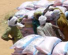 Delivery of aid to refugees in Mbera camp, Mauritania, © UNHCR/Y.Dgio