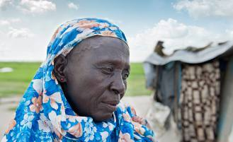 UNHCR / A.Zevenberges / A displaced South Sudanese refugee longs to go home