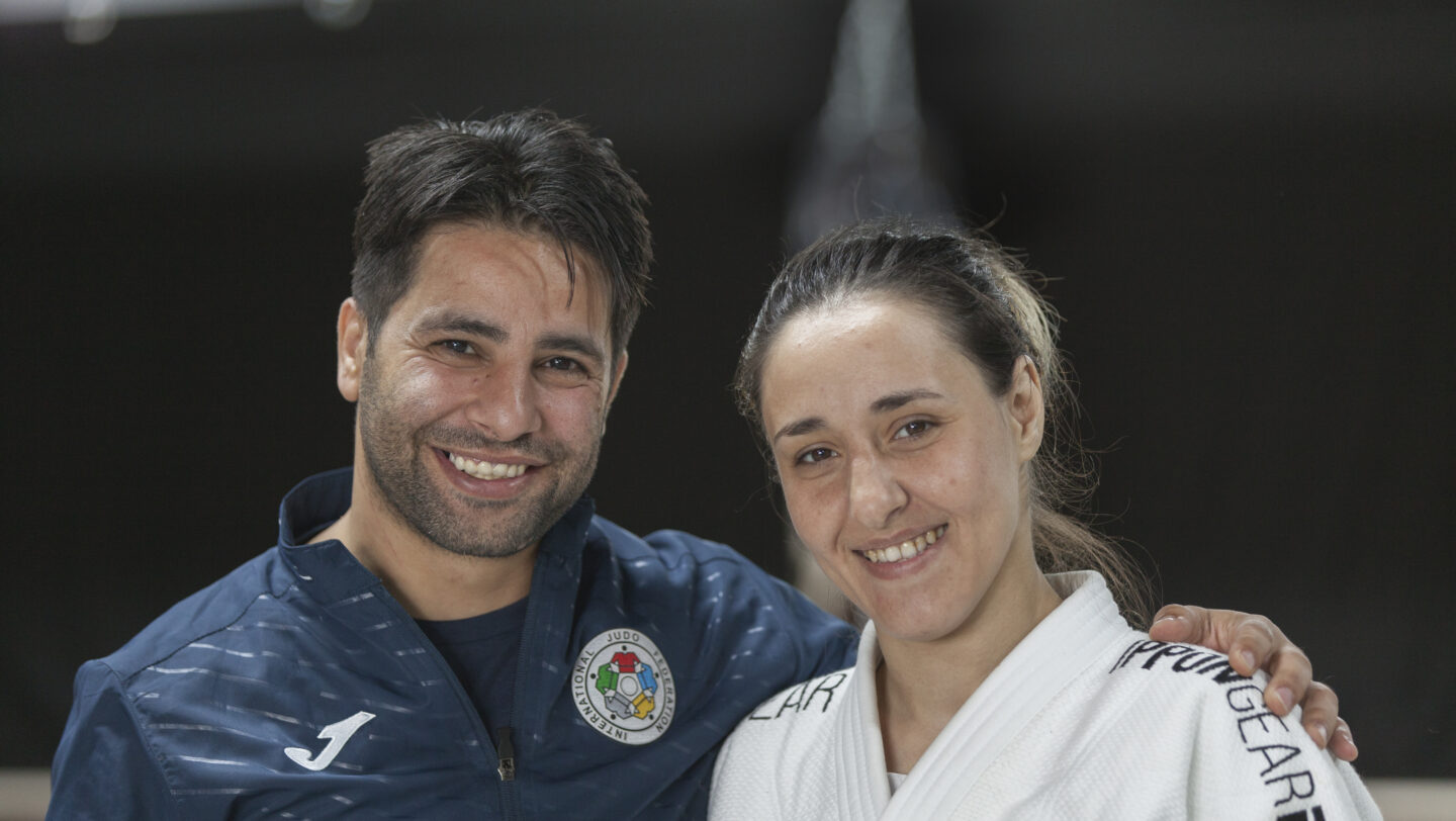 Netherlands. Refugee Judo athlete to be considered for the Refugee Olympic Team for the Olympic Games in Tokyo 2021