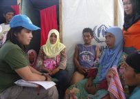 Philippines passes historic bill to protect internally displaced