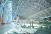 COP 21: Climate change, refugees and couture