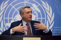 Solutions needed to stem global refugee crisis, says Grandi