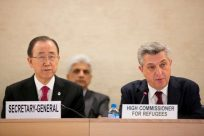 UN Secretary-General says more help needed for Syrian refugees