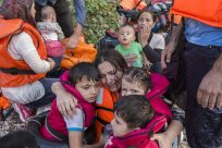 Refugees and migrants face heightened risks while trying to reach Europe