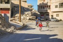 As war enters 7th year, UNHCR warns Syria is 'at a crossroads'