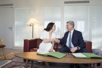 """Special Envoy Angelina Jolie renews UNHCR contract, says """"I'm with you for life"""""""