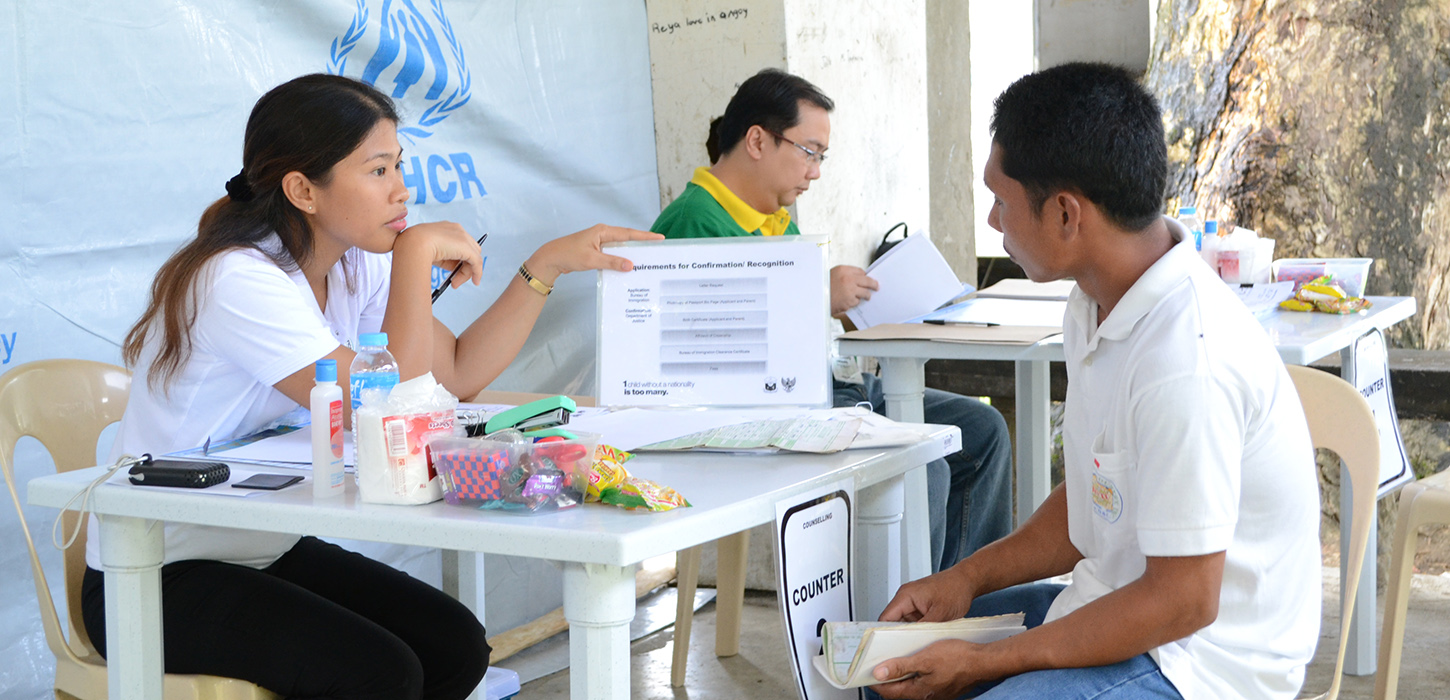 UNHCR: Ending and Reducing Statelessness