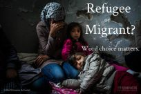 UNHCR Viewpoint: Refugee or Migrant?