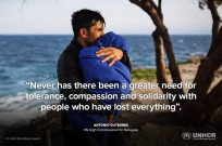 UNHCR report confirms worldwide rise in forced displacement in first half 2015