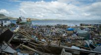 Tension and trauma reported rising in post-typhoon Philippines