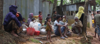 Shelter urgently needed for Rohingya fleeing Myanmar violence