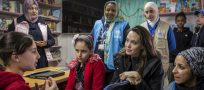 Statement by UNHCR Special Envoy Angelina Jolie on the Seventh Anniversary of the start of the Syrian Crisis