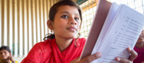 Her Turn:  UNHCR report reveals critical gap in education for refugee girls