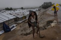 First monsoons sweep Bangladesh refugee settlements amid ongoing emergency response
