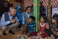 Sustainable response key to ongoing Rohingya displacement
