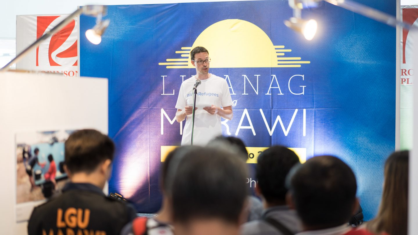 Liwanag ng Marawi: Photo Exhibit Launch