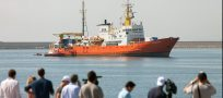 UNHCR warns over Mediterranean rescue capacity