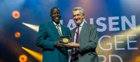 South Sudanese surgeon honoured at 2018 UNHCR Nansen Refugee Award ceremony