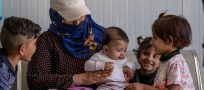 UN and partners launch plan to support Syrian refugees and countries hosting them as number of Syrian refugee new-borns reaches one million mark