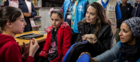 Statement by UNHCR Special Envoy Angelina Jolie as Syria crisis enters its ninth year