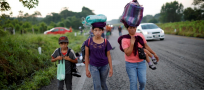 UNHCR appeals for regional talks on Central America displacement