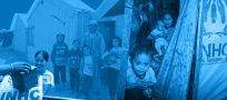 Nobody left outside: UNHCR intensifies sheltering assistance for refugees