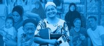 Breaking the barriers: building better futures for women in displacement