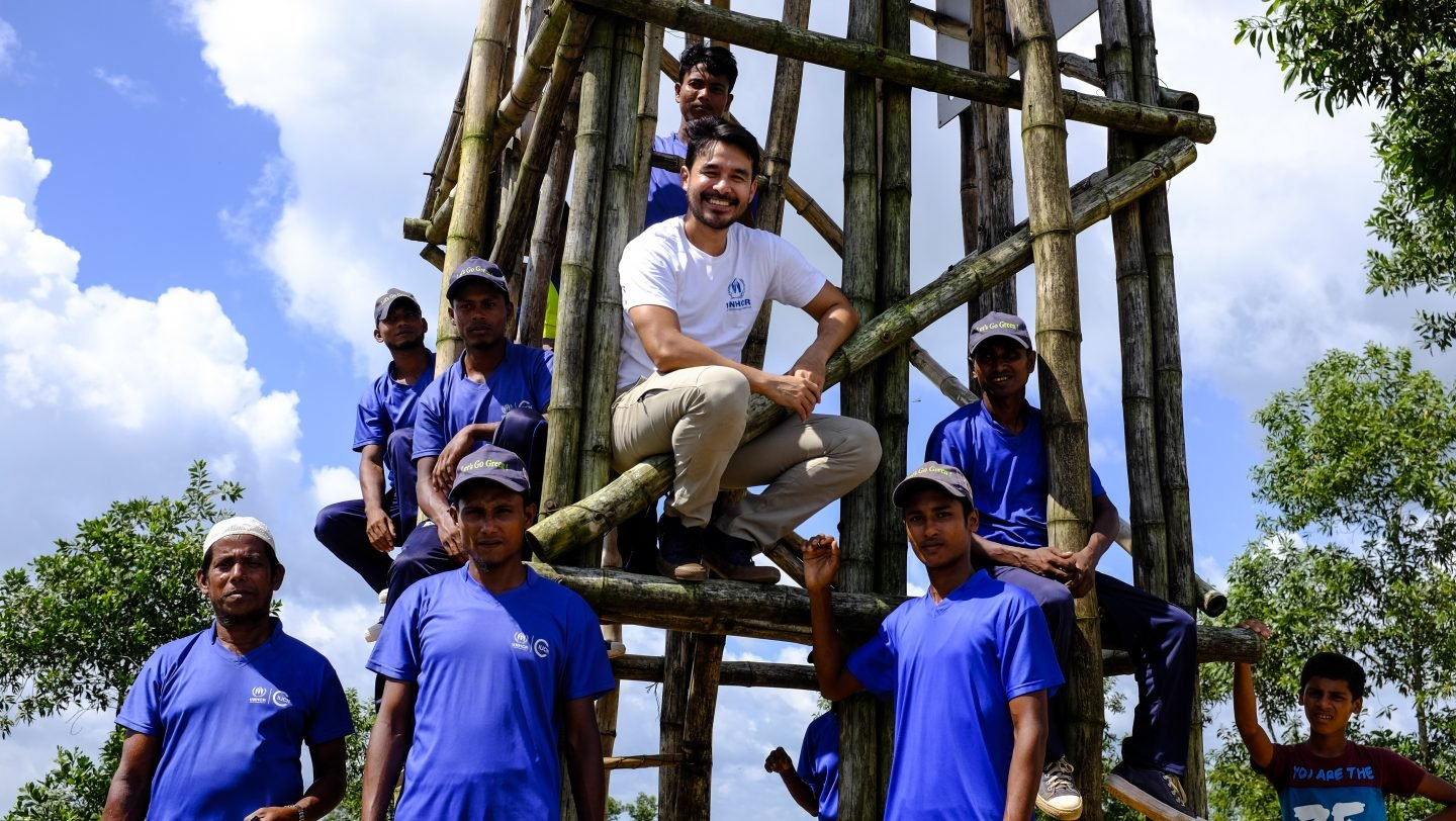PHP nGWA Visit to Cox's Bazar