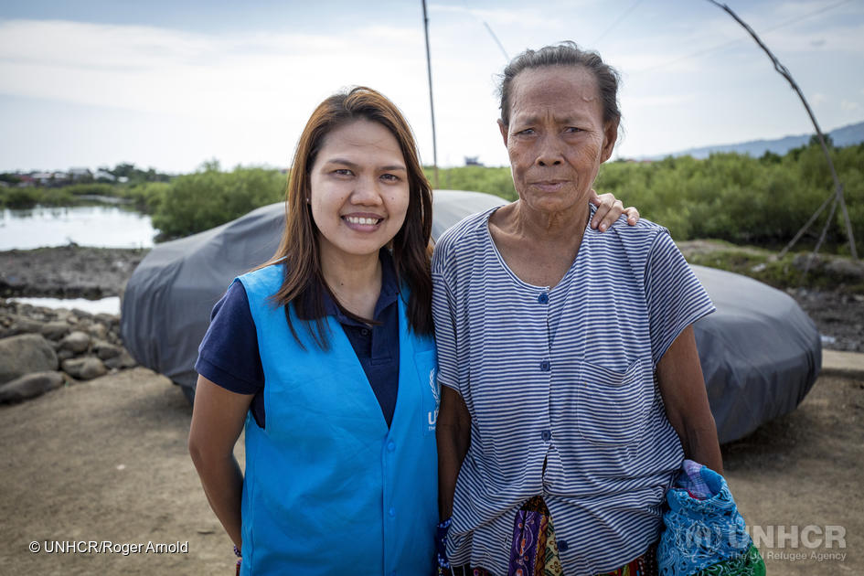 Philippines. UNHCR helps community at risk of statelessness