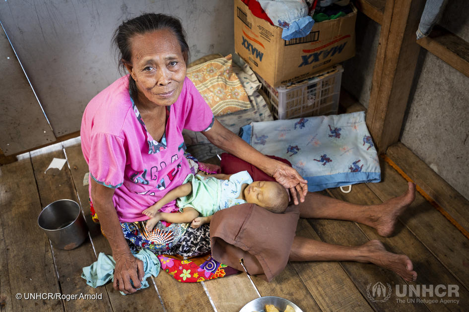 Philippines. UNHCR helps marginalised indigenous group avoid statelessness