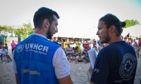 UNHCR seeks US$255 million to respond to COVID-19 outbreak