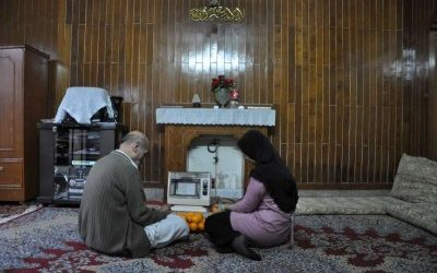 Afghan father and daughter reunite with family after 20 years