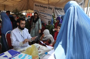 UNHCR commemorates the World refugee Day amidst escalating displacement globally