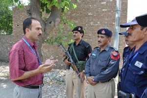 Challenging security environment has not deterred Asim's resolve towards humanitarian causes
