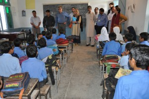 Refugee Affected and Hosting Area initiative: Improving lives through better education facilities