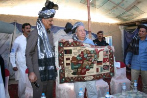 UNHCR Chief arrives in Islamabad on a three-day visit