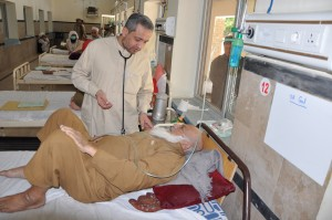 UNHCR's lifesaving initiatives: Balochistan hospital gets first-ever centralized oxygen system
