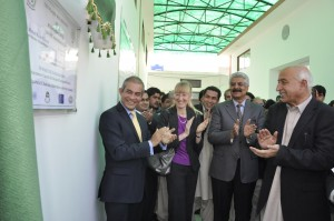 EU funded project gives new hope to people with disabilities in Balochistan