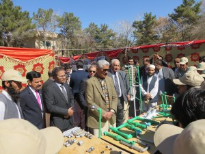 UNHCR launches vocational training programme for Afghan and Pakistani youth in Balochistan